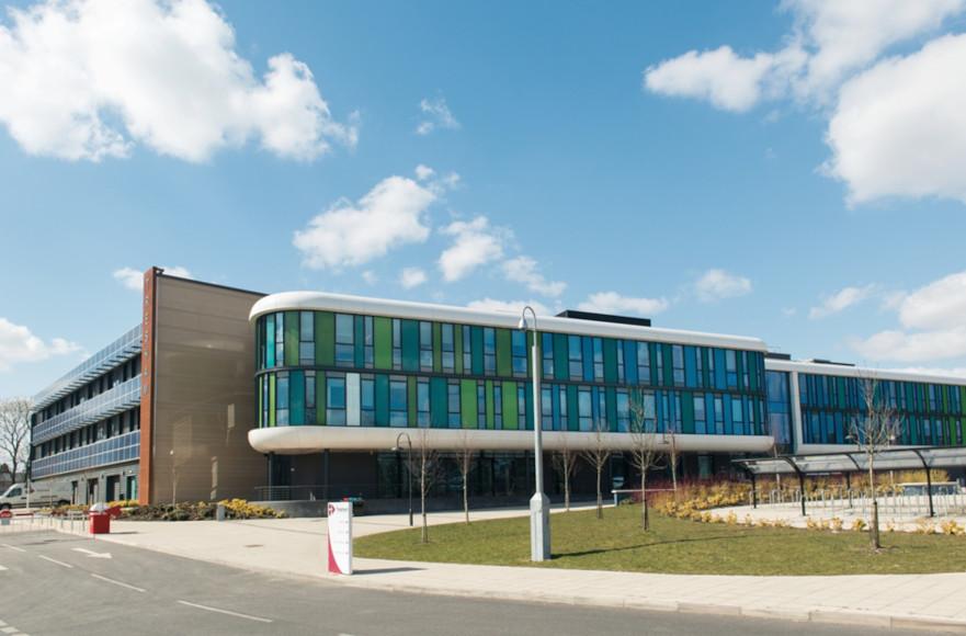 Tresham college Corby
