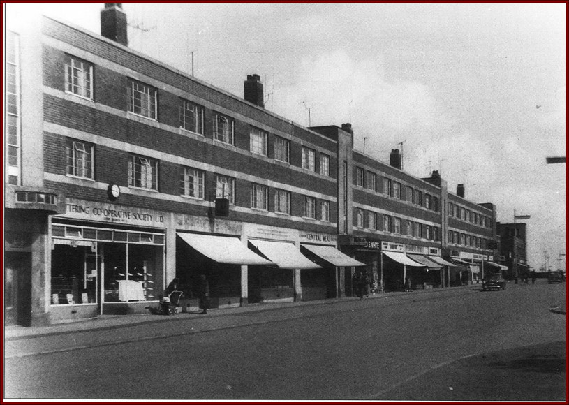 Historical photo of Corby