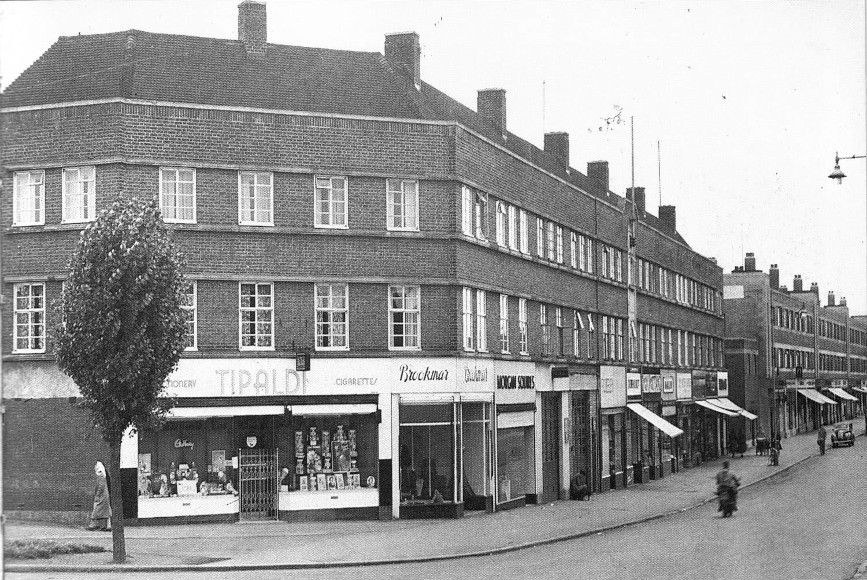 Historical photo of Corby picture 2